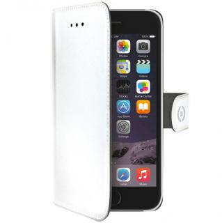 Husa Agenda Alb APPLE iPhone 6, iPhone 6S