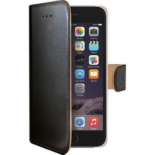 Husa Agenda Negru APPLE iPhone 6, iPhone 6S
