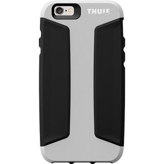 Husa Capac spate Atmos X4 Slim + Folie Sticla Securizata Multicolor APPLE iPhone 6, iPhone 6S