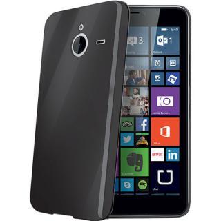 Husa Capac spate Negru Microsoft Lumia 640 XL