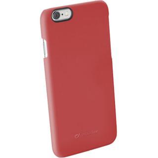 Husa Capac Spate Satin Rosu APPLE iPhone 6, iPhone 6S