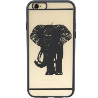 Husa Capac Spate Spirit Elephant Negru APPLE iPhone 6, iPhone 6S