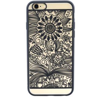 Husa Capac Spate Spirit Natural Negru APPLE iPhone 6