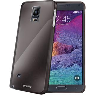 Husa Capac spate Ultrasubtire Gri SAMSUNG Galaxy Note 4