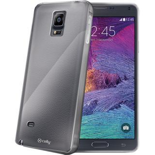 Husa Capac spate ULTRASUBTIRE Transparent SAMSUNG Galaxy Note 4