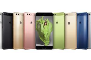 Huawei si-a prezentat noile flagship-uri, P10 si P10 PLUS!