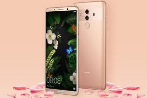 Huawei lanseaza Mate 10 Pro in EDITIE LIMITATA ROZ de Valentine's Day!