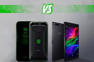 CEL MAI BUN TELEFON DE GAMING: Xiaomi Black Shark versus Razer Phone