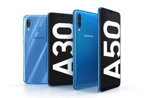 PERFORMANTE LA PRETURI ACCESIBILE: Descopera noile Samsung Galaxy A30 si A50