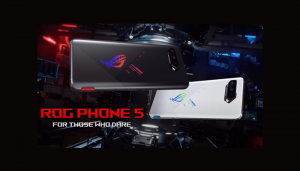 Inovatiile Asus ROG Phone 5 pentru gaming-ul mobil