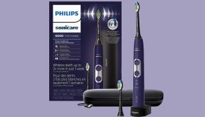 Descopera cele mai puternice tehnologii Philips din periuta de dinti electrica Sonicare Clean