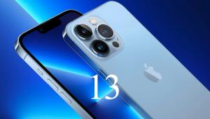 Detalii si disponbilitate despre noua generatie de iPhone 13