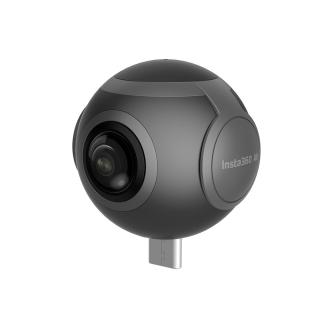Air Camera Foto Si Video Panoramic 360 Cu Conectie MicroUSB