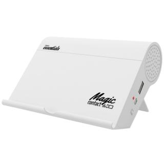 Amplificator De Sunet Wireless Magic Contact Alb