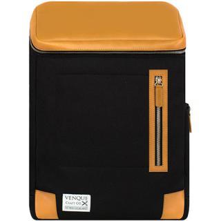 Flat Mini Backpack Negru