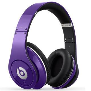 Casti Audio Stereo Over Ear Violet