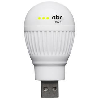 """<font color=""""FF00CC"""">Promotie!</font> Bec Bulb USB Alb thumbnail"""