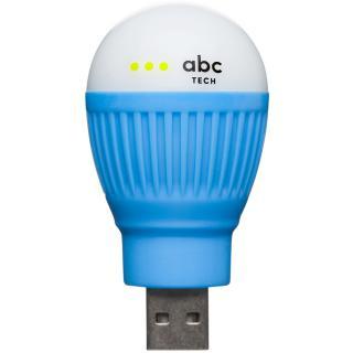 "<font color=""FF00CC"">Promotie!</font> Bec Bulb USB Albastru thumbnail"