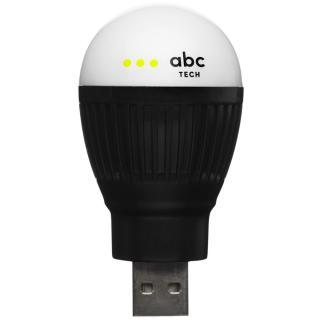 "<font color=""FF00CC"">Promotie!</font> Bec Bulb USB Negru thumbnail"