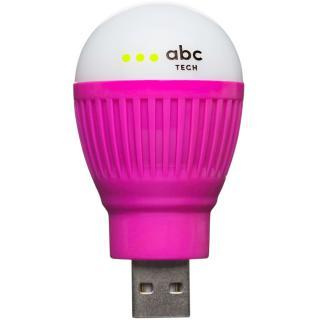 """<font color=""""FF00CC"""">Promotie!</font> Bec Bulb USB Roz thumbnail"""