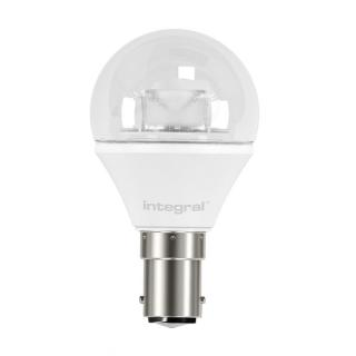 Bec Led Mini Globe 3.4w 2700k 250l B15