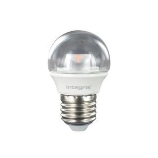 Bec Led Mini Globe 3.4w 2700k 250l E27