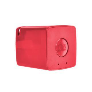 Boxa Portabila Bluetooth Mini Colorcube Rosu