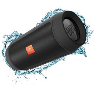 Boxa Portabila Charge 2  Neagra Wireless Cu Microfon