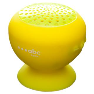 "<font color=""FF00CC"">Promotie!</font> Boxa Portabila Waterproof Cu Microfon Galben thumbnail"