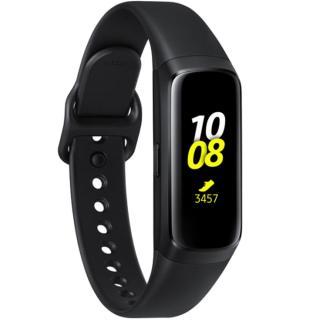"<font color=""FF00CC"">Promotie!</font> Bratara Fitness Galaxy Fit R370 Negru thumbnail"