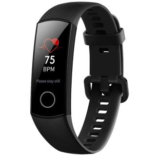 "<font color=""FF00CC"">Promotie!</font> Bratara Fitness Honor Band 4 Standard Edition Negru thumbnail"