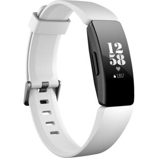 Bratara Fitness Inspire HR HR Heart Rate and Fitness Tracke Alb