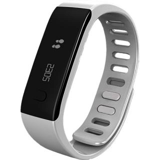 ZeFit Wireless Bratara Fitness Alb