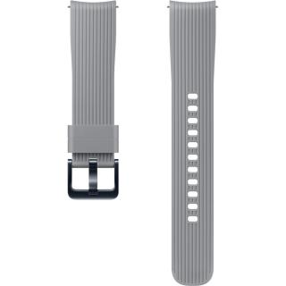 "<font color=""FF00CC"">Promotie!</font> Bratara Galaxy Watch Silicon Pentru Galaxy Watch 42MM Gri thumbnail"