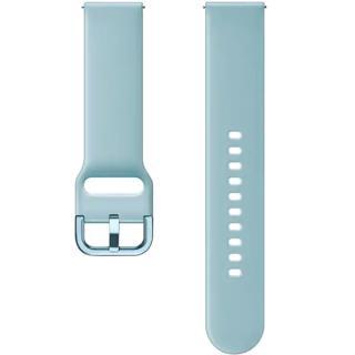 "<font color=""FF00CC"">Promotie!</font> Bratara Sport Silicon Pentru Galaxy Watch Active Albastru thumbnail"