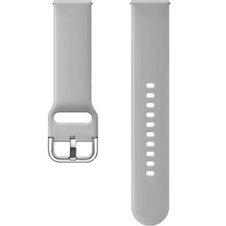 """<font color=""""FF00CC"""">Promotie!</font> Bratara Sport Silicon Pentru Galaxy Watch Active Gri thumbnail"""