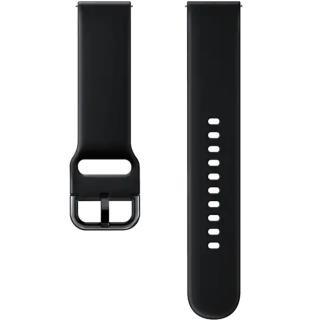 """<font color=""""FF00CC"""">Promotie!</font> Bratara Sport Silicon Pentru Galaxy Watch Active Negru thumbnail"""