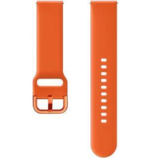 "<font color=""FF00CC"">Promotie!</font> Bratara Sport Silicon Pentru Galaxy Watch Active Portocaliu thumbnail"