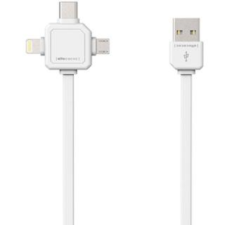 Cablu Date Micro USB, Lightning Si Type-C 1.5M thumbnail
