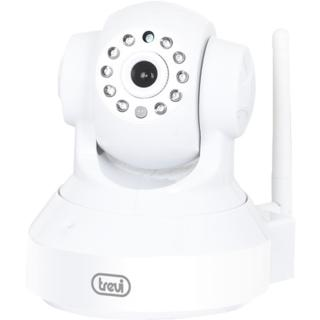 Camera de Supraveghere Wireless IP Alb thumbnail