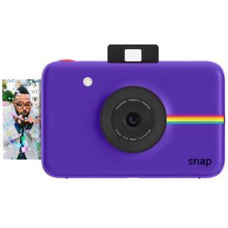 Camera Foto Instant Snap Digital 10mp Violet
