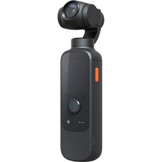 Camera Video De Buzunar Pentru Vlogging Morange M1 Pro Gimbale Negru