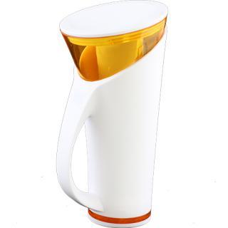 Cana Smart Magic Cu Senzor De Temperatura Si Atentionare Nivel De Hidratare Portocaliu