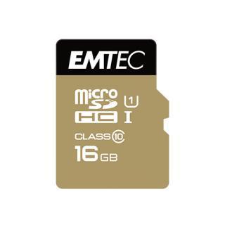 Card Memorie 16gb Cu Adaptor Micro Sdhc Class 10 G