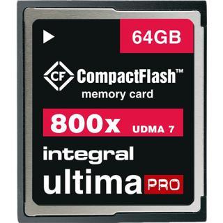 Card Memorie Compact Flash Ultimapro 64gb