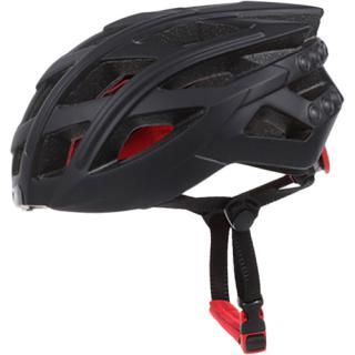 Casca Bike Inteligenta Neagra Cu Microfon  Alerta Sos Si Led Semnalizare