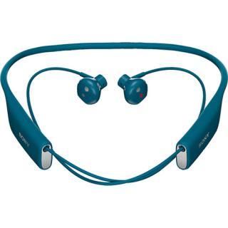 Casca Bluetooth Stereo Ip57 Albastru