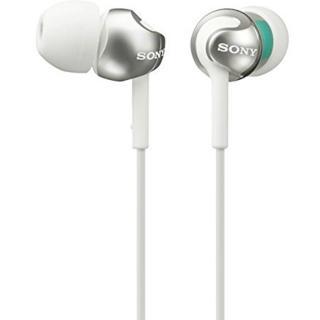 Casti Audio In Ear Alb