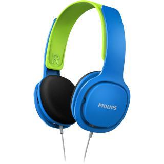 Casti Audio   Kids Albastru