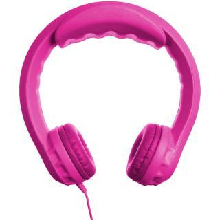 Casti Audio Time To Play Flexibile Roz